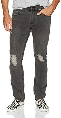Obey Men's Juvee Denim Skinny Fit Pant II