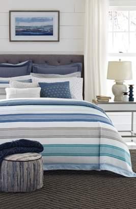 Tommy Hilfiger Westbourne Stripe Comforter & Sham Set