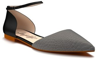 Women's Shoes Of Prey D'Orsay Flat $139.95 thestylecure.com