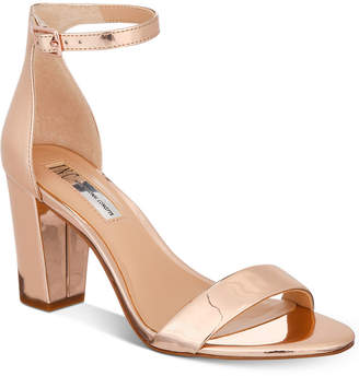 INC International Concepts I.N.C. Kivah Two-Piece Sandals, Created for Macy's