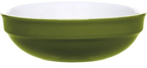 Emile Henry 7.5-in. Classics Pasta Bowl, Olive