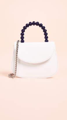 Maryam Nassir Zadeh Charm Bag