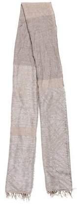 Fabiana Filippi Sequin-Embellished Fine Knit Scarf