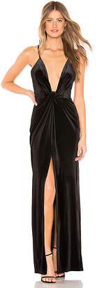 by the way. Aurora Deep V Maxi Dress