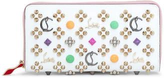 Christian Louboutin Panettone white Loubinthesky wallet