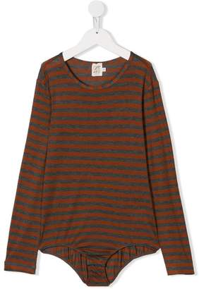 Caffe Caffe' D'orzo striped knit jumper