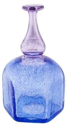 Kosta Boda Glass Bottle