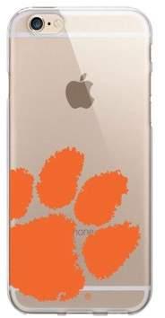 clear Otm Essentials Clemson University Phone Case, Cropped V1 - iPhone 6/6s/7/8/8