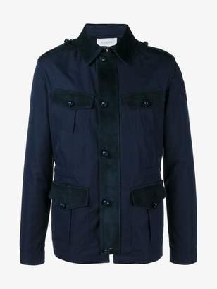 Gucci slim-fit safari jacket