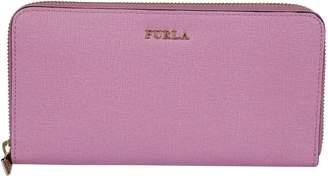 Furla Double Compartment Zip-around Wallet