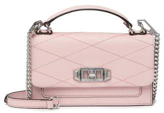 Rebecca Minkoff Je T'aime Phone Leather Crossbody Bag