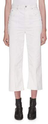 Etoile Isabel Marant Cabrio High-Waist Wide-Leg Jeans