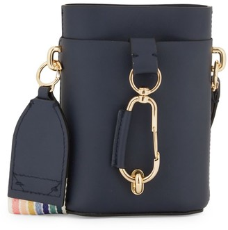 Zac Posen Belay Leather Sling Bag