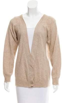 Chloé V-Neck Wool Cardigan