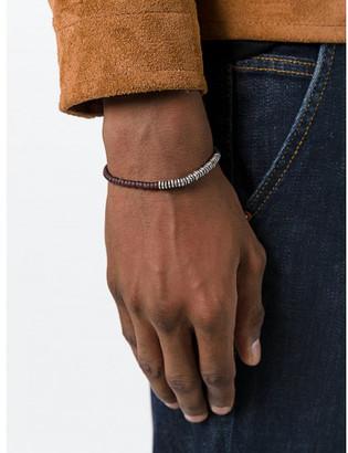 M. Cohen beaded bracelet $188 thestylecure.com