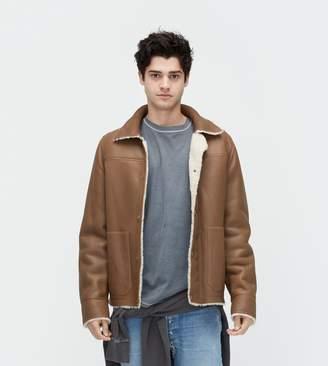 UGG Shearling Worker Jacket