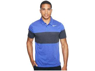 Nike Modern Fit TR Dry 4/1 Print 2 Men's Short Sleeve Pullover