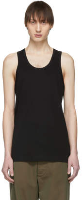 Y-3 Black New Classic Tank Top