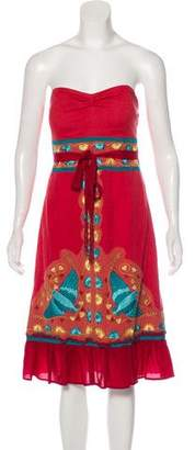 Tracy Reese Printed Casual Dress