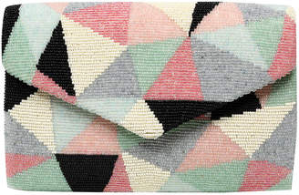 Tiana Designs Tiana Envelope Pastel Patterned Clutch