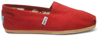 Toms Classic Canvas Womens Shoes Size US