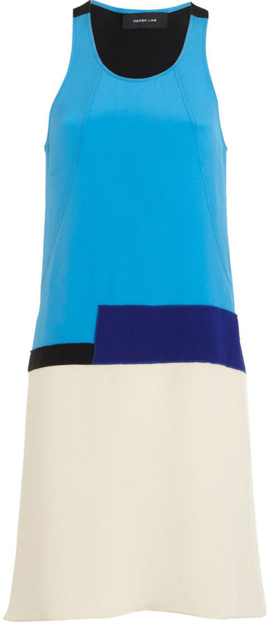 Derek Lam Colorblocked Dress