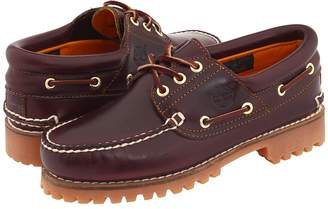 Timberland Traditional Handsewn 3-Eyelet Classic Lug Men's Shoes