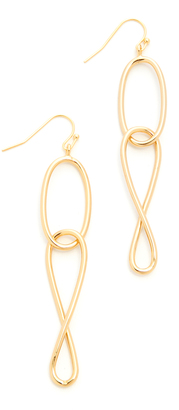 Jules Smith Link Earrings $40 thestylecure.com