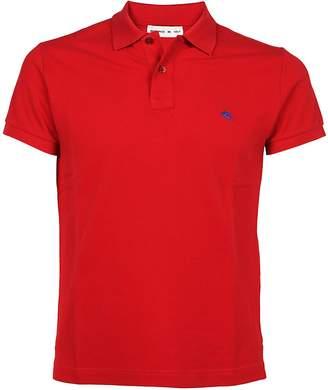 Etro Slim Fit Polo T-shirt
