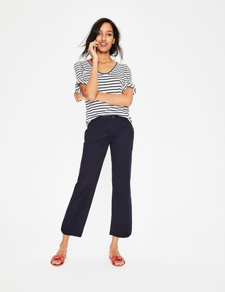Boden Helena Cropped Chino Pants