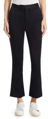 R 13 Skinny Kick Wool Trousers