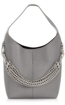 Alexander Wang Genesis Mini Leather Hobo Bag