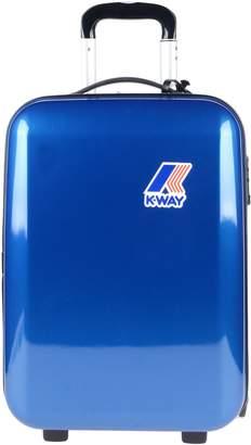 K-Way Wheeled luggage