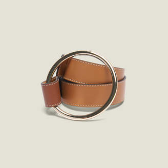Sandro Belt With Ring Fastening