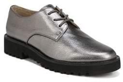 Franco Sarto Conroe Patent Leather Oxfords