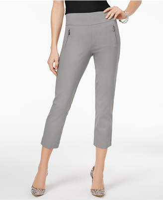 INC International Concepts I.N.C. Curvy-Fit Cropped Pants, Created for Macy's