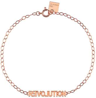 ginette_ny Fairy Revolution Bracelet - Rose Gold