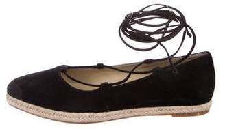Michael Kors Cadence Lace-Up Espadrilles