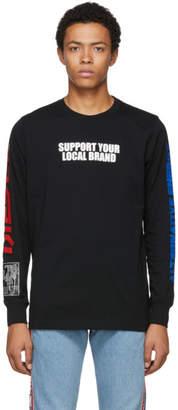 Diesel Black T-Just T-Shirt