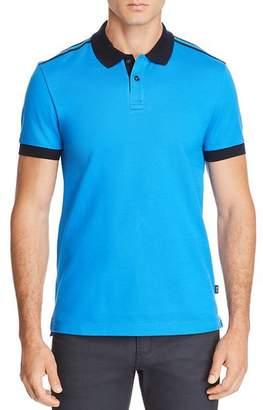 BOSS Phillipson Piqué Color-Block Polo Shirt