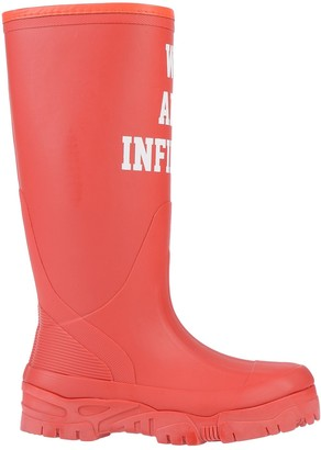 Undercover Boots