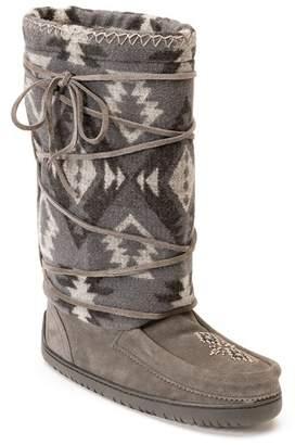 Manitobah Mukluks Wool Lace-Up Mukluk
