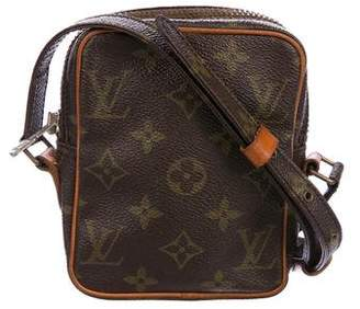 Louis Vuitton Vintage Monogram Mini Danube Bag