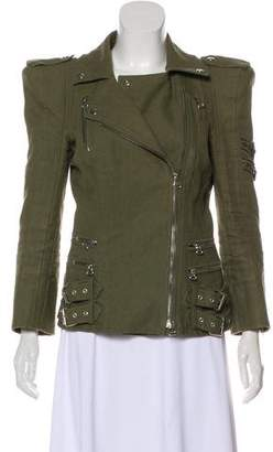 Balmain Military Embellished Jacket