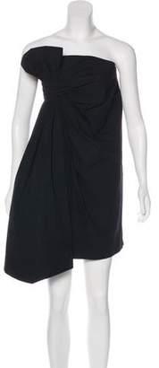 Chloé Strapless Mini Dress