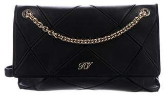 Roger Vivier Prismick Leather Shoulder Bag
