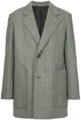 Wooyoungmi classic long blazer
