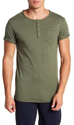Unsimply Stitched Short Sleeve Pocket Tee