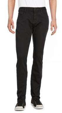 John Varvatos Bowery-Fit Straight-Leg Jeans