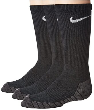 Nike Dry Cushion Crew Socks 3-Pair Pack (Toddler/Little Kid/Big Kid)